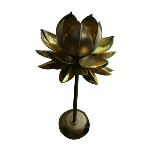 Lotus Flower Candle Stand