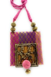 FJ030 Fabric Jewelry