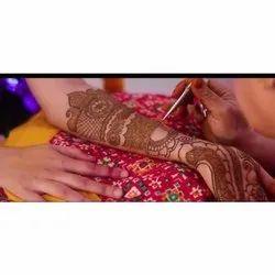 Bridal Mehndi Service