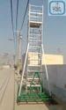 Aluminum Tiltable Tower Extension Ladder