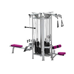 Four Station Gym Machine
