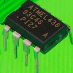 Atmel 93C46 Micro Controller