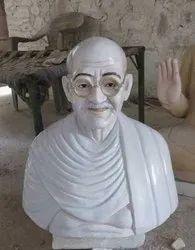 Marble Mahatma Gandhi Statue