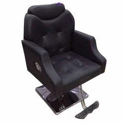 Black Parlor Chair