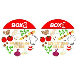 Food Container Label Printing Services