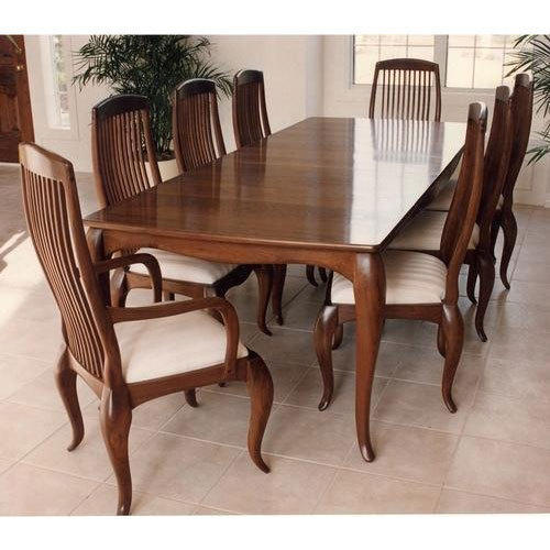 8 seater dining table set price seater wooden dining table set set craft creations