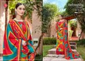 Tanishk Fashion Alphino Pashmina Winter Dress Material Catalog Collection