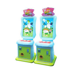 Rabbit Parkour Arcade Game Machine