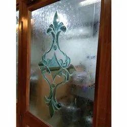 Glossy Decorative Glass