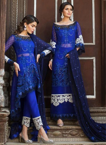 f45226f654 Embroidered Hand Work Pakistani Suit, Rs 1499 /piece, Surat ...