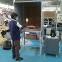Fume Killer Paint Spraying Booth