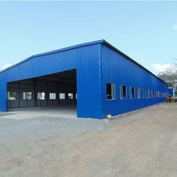 Domestic Prefabricated Roof Shed