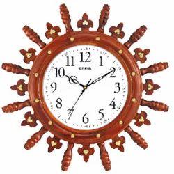 Oreva Analog AQ-5737SS Designer Clock, Size: L470 X W52 X H470mm