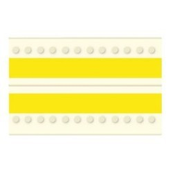 Yellow SMT Double Splice Tape 8mm