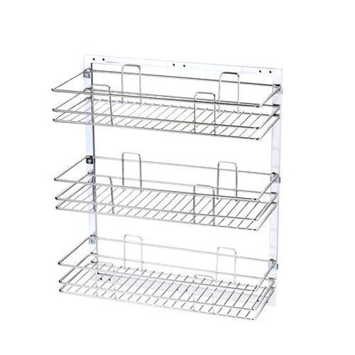 Wellborn Kitchen Cabinet Pull Out Basket Rs 2025 Piece Gurukrupa