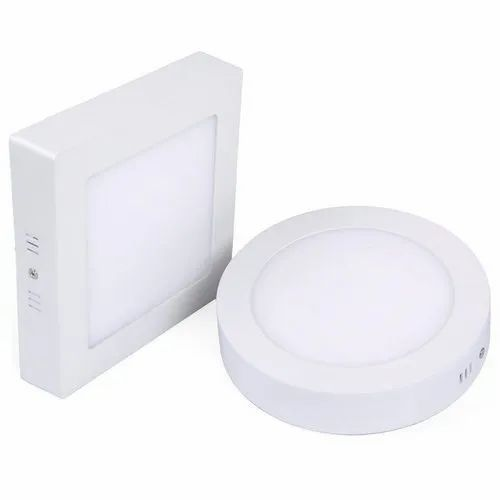 8 Watt Rimless Surface Panel Light