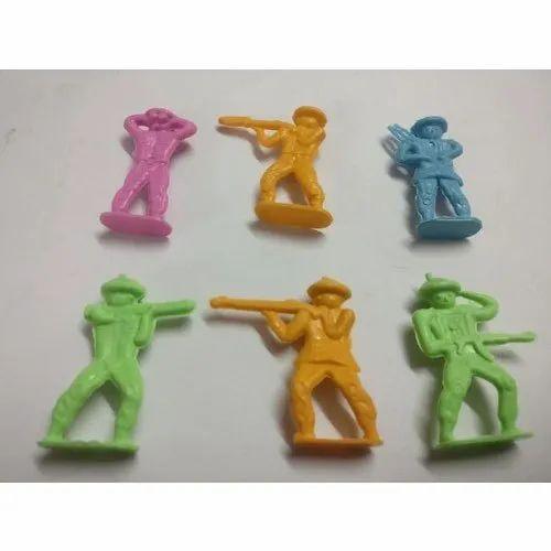 Plastic Military Man Toy