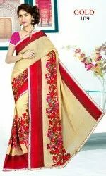109 Georgette Saree