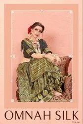 YNF Omnah Silk Vol-4 Silk Saree