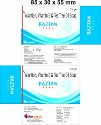 Allantion Vitamin E Soap