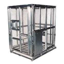 Stainless Steel Steel Cage