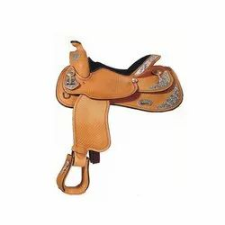 Fancy Horse Saddle