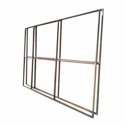 Steel Outdoor Advertising Board Frame