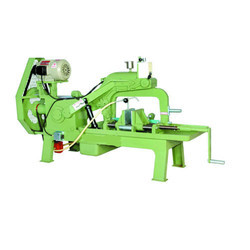 Semi Automatic Hydraulic Hacksaw Machine
