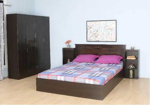 Nilkamal Solid Wood Harrier Bedroom Set For Home Rs 85421 Set Id 21966078133