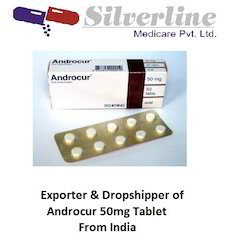 Androcur 50mg Tablet