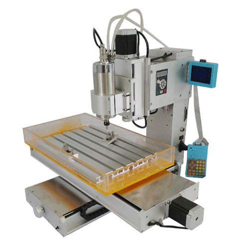 Wood 3 Axis Cnc Router Automatic Rs 310000 Set Shri