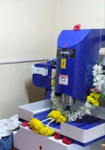 CNC Gold Deep Engraving Machine SZOLID RM02