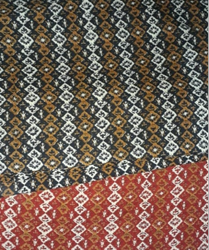 Multi Colour Printed Fabric