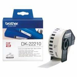 DK-22210 Continuous Paper Label Roll