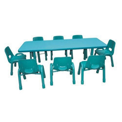 school rectangle table. Blue Plastic Primary School Rectangle Table, Rs 4000 /piece | ID: 17246854273 Table R
