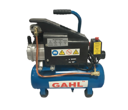 0.75KW/1HP Direct Driven Lubricated Air Compressor, Capacity: 8 L