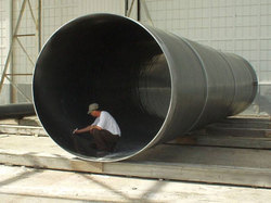 FRP Acid Pipes