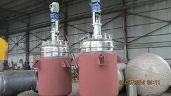 Used Chemical Reactor
