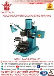 Gold Tool Vertical Faceting Machine