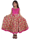 2-10 Years Girls Party Wear Gown