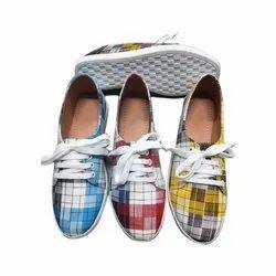 Ladies Printed Shoes