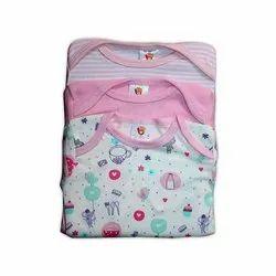 Cotton Mini Berry Baby Bodysuit