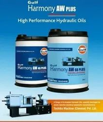 Gulf Harmony AW Plus Hydraulic Oil