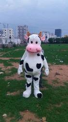 Cow Fur Costume