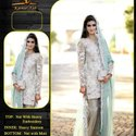 Heavy Embroidery Work Pakistani Suit