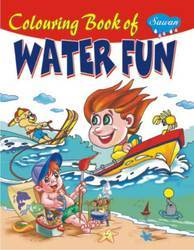 Coloring Book of Water Fun Book