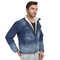 Skupar Winter Men Denim Jacket