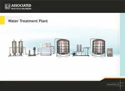 4000 LPH Water Treatment Plant