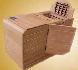 InfraRED Half - Body Sauna