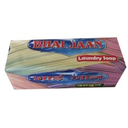Bhai Jaan Laundry Washing Soap, Packaging Type: Packet